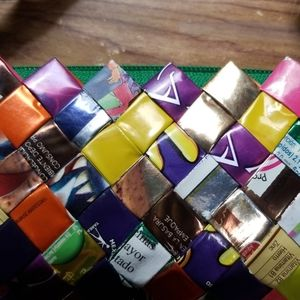 Bags - Candy Wrapper Mini Bag